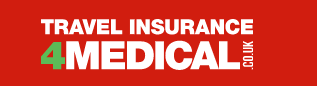 Travel Insurance 4 Medical UK